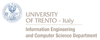 University of Trento - Department of Information and Communication Technology